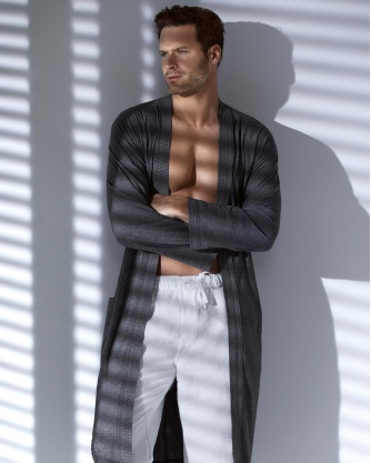 Long Dressing Gown - Bayamo