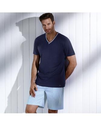 Woven Pyjama - Aragon