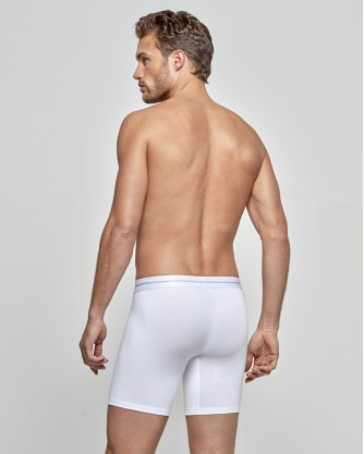 Long Boxer Cotton Stretch