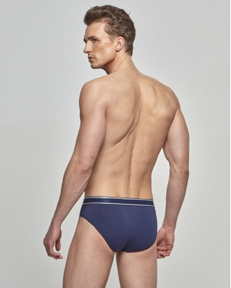 3 Pack Briefs Cotton Stretch