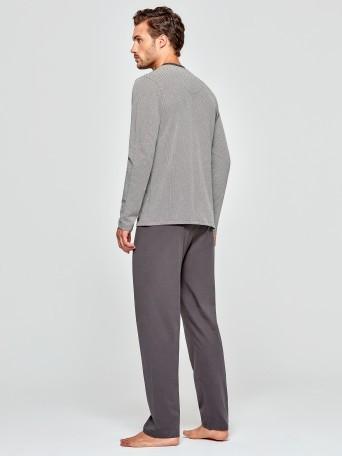 Pijama Jacquard - Geshi